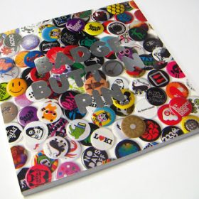 Badge Button Pin