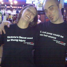 CNN Shirts at The DNC