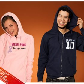 Hello Hoodie! Save 15% on all Hooded Sweatshirts