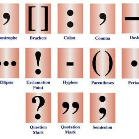 It's National Punctuation Day! Celebrate those Points of Contention