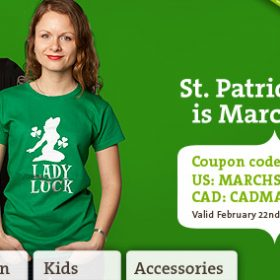 St. Patricks Day Shirts, Hoodies and other Green Apparel