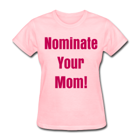 Random Act of Spreadshirt-Give Mom a FREE Shirt!