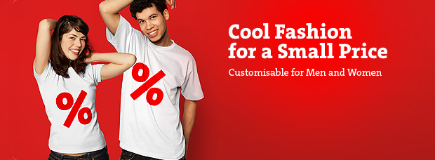 Just Opened- T-Shirt Designer with Clearance Sale Products