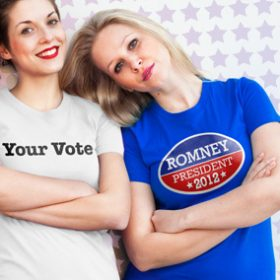 Gear up for the Vote: 2012 Election T-Shirts