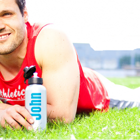 Hydrate yourself with new Spreadshirt Water Bottles