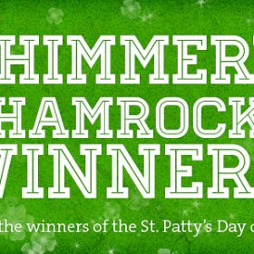 And the Lucky Winners are…