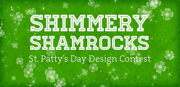 Announcing The 2013 St Patricks Day Design Contest