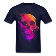 Colorful-Skull-T-Shirts