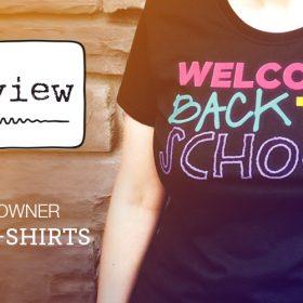 """An Interview with Spreadshirt Partner """"Teacher T-Shirts"""""""