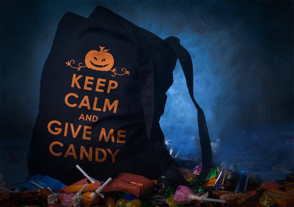 Halloween Tote Bag Teaser