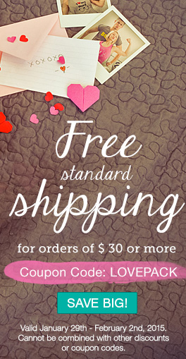 Valentine's Free Shipping