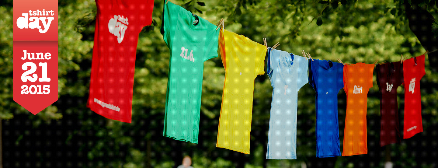 Tips and Tricks for a Successful T-Shirt Day