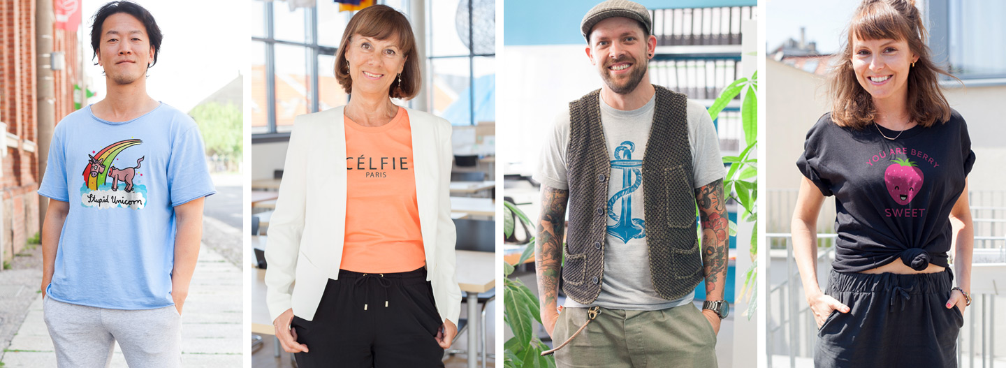 Staff in Style – Cool T-Shirts in the Workplace
