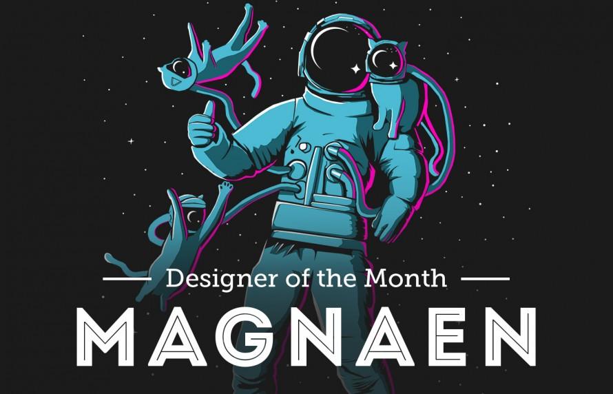 Designer of the Month - Magnaen