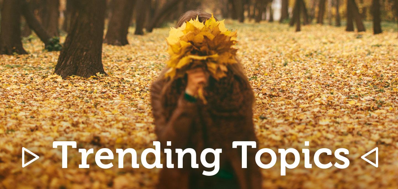 Trend Report: Autumn Designs 2015