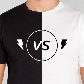 It Might Matter if your T-Shirt is Black or White