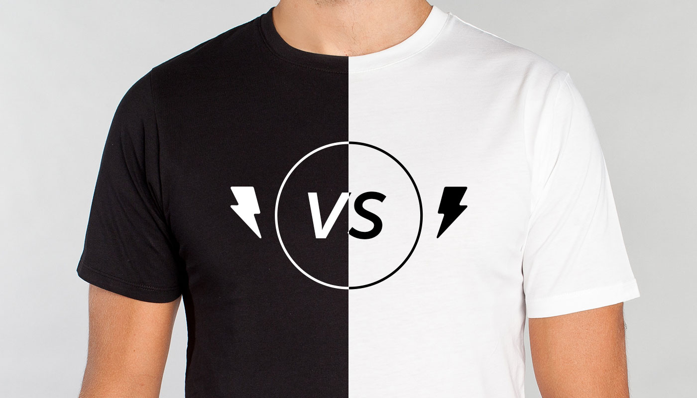 It Might Matter if your T-Shirt is Black or White - The US ...