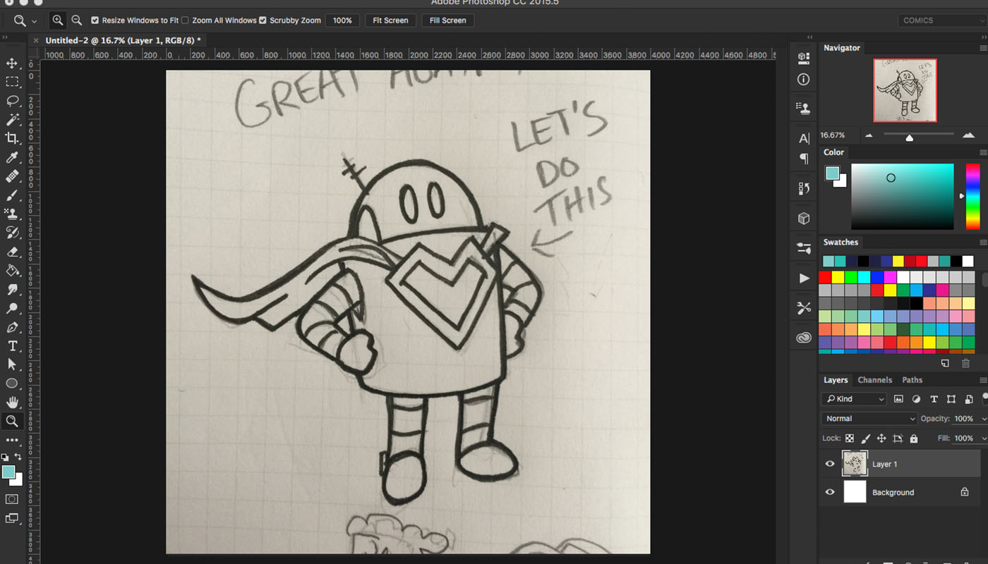 T Shirt Design Line Art : How to create great comic inspired designs the spreadshirt uk blog