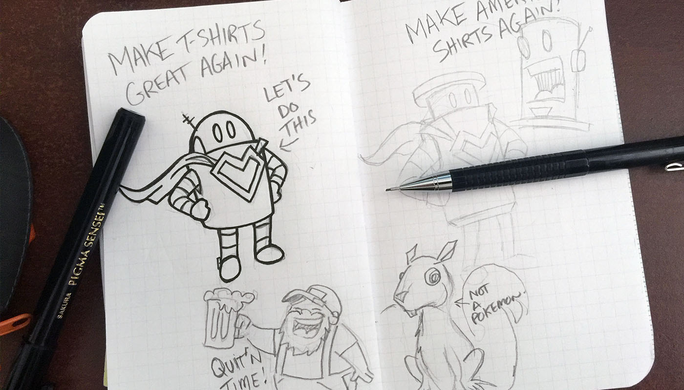 GFX Sketchbook