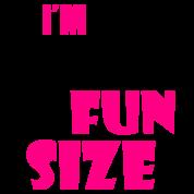 I'm not short - I'm fun size Hoodie | Spreadshirt