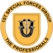 1st Special Forces Group T-Shirt | Spreadshirt