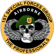 1st Special Forces Group - Skull T-Shirt | Spreadshirt