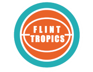 Flint Tropics Coffee Black Shirt – Semi-Pro Movie Gear