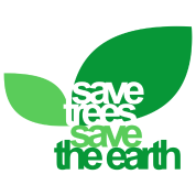 SAVE TREES SAVE THE EARTH Pillowcase | Spreadshirt