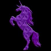 Purple Unicorn By Atteestude Spreadshirt