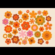 Vintage Flowers IPhone 7 8 Case