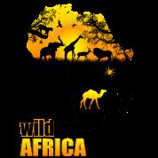 African Safari Map by mamatgaye Spreadshirt