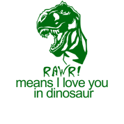 Rawr Means I Love You Cute Facebook Timeline Cover Picture Image
