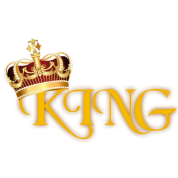 Gold king crown with yellow lettering by spreadshirt gold king crown with yellow lettering thecheapjerseys Choice Image