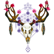 https://www.spreadshirt.com/image-server/v1/mp/designs/1011925027,width=178,height=178/boho-deer-skull.png