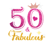 50 fabulous queen shirt 50th birthday gifts by zalotees