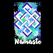 Yoga Namaste Symbol Shanti Karma Om Buddha