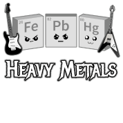 Heavy metals periodic table of elements by designeclipseus heavy metals periodic table of elements urtaz Gallery