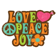 Image result for love peace joy