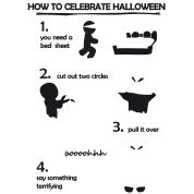 How To Celebrate Halloween Tshirt  Spreadshirt