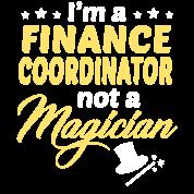 design details finance coordinator