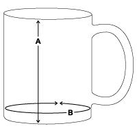 Contrast Coffee Mug | BestSub B11TAA