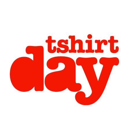 Fifth annual international t shirt day celebrates the for Custom t shirt next day delivery